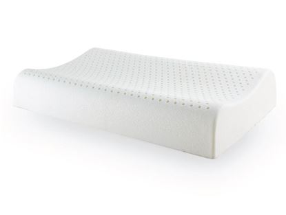 Picture of หมอนยางพารา THAI NATURAL LATEX PILLOW-MALI