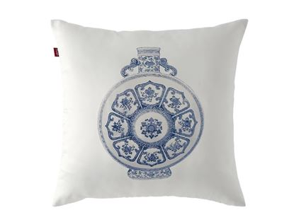 Picture of CUSHION COVER -POTTERY IMMACULATE Size  (18 x 18 in.)