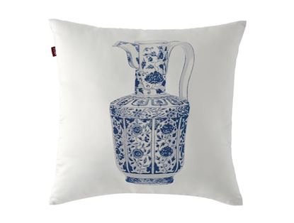 Picture of CUSHION COVER -POTTERY VINOK Size  (18 x 18 in.)