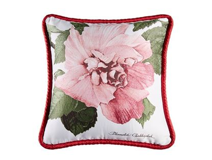 Picture of CUSHION COVER-FRUIT&FLOWER HIBISCUS Size(18 x 18in.)