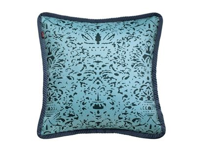 Picture of CUSHION COVER -ROMANO BLUESTEE  Size (18 x 18 in.)