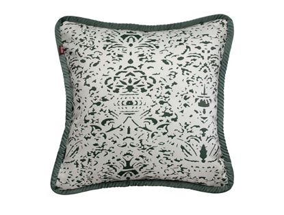 Picture of CUSHION COVER -ROMANO HUNTER GREEN Size (18 x 18 in.)