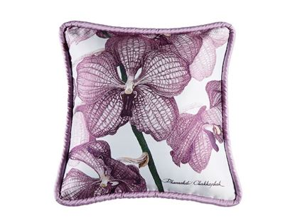 Picture of CUSHION COVER-FRUIT&FLOWER ORCHID Size(18 x 18in.)