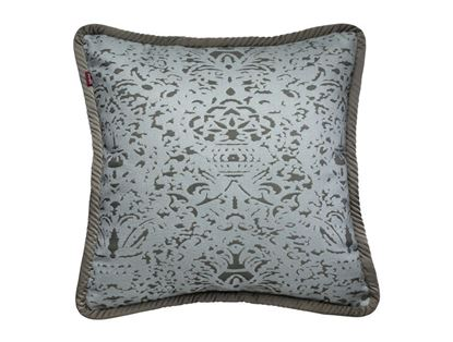 Picture of CUSHION COVER -ROMANO GREEN BAY  Size (18 x 18 in.)