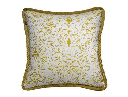 Picture of CUSHION COVER -ROMANO  LEMON Size (18 x 18 in.)
