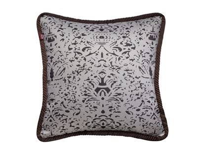 Picture of CUSHION COVER -ROMANO SMOKE SILVER Size (18 x 18 in.)