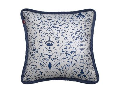 Picture of CUSHION COVER -ROMANO  TRUE NAVY  Size (18 x 18 in.)