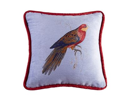 Picture of CUSHION COVER-LOVE BIRDS ALLURE Size (18 x1 8in.)