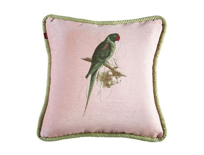 Picture of CUSHION COVER-LOVE BIRDS  PRAIRIE SUNSET Size (18 x1 8in.)