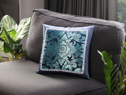 Picture of CUSHION COVER- BARAMEE (MALA1) Size (18 x1 8in.)