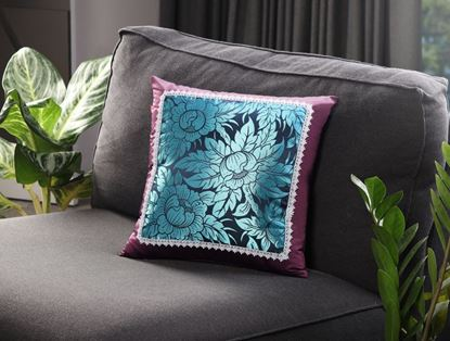 Picture of CUSHION COVER- BARAMEE (MALA2) Size (18 x1 8in.)