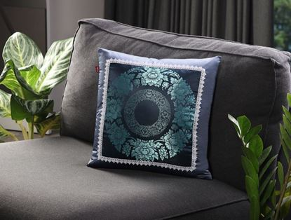 Picture of CUSHION COVER- BARAMEE (MALA3) Size (18 x1 8in.)
