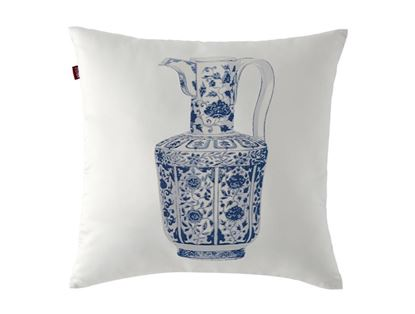 Picture of CUSHION COVER -POTTERY (18x18in.)