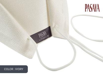 Picture of PASAYA Fabric Mask หน้ากากผ้าไหม (IVORY)