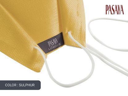 Picture of PASAYA Fabric Mask หน้ากากผ้าไหม (04 SULPHUR)