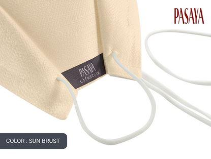 Picture of PASAYA Fabric Mask หน้ากากผ้าไหม (08 SUN BURST)