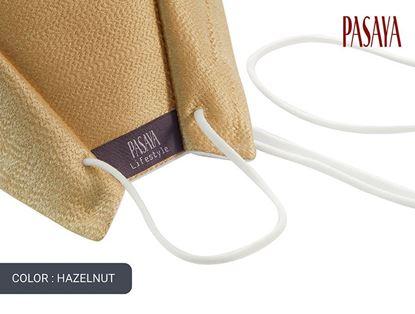 Picture of PASAYA Fabric Mask หน้ากากผ้าไหม (09 HAZELNUT)
