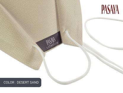 Picture of PASAYA Fabric Mask หน้ากากผ้าไหม (10 DESERT SAND)