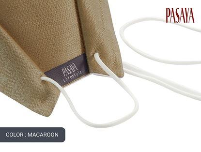 Picture of PASAYA Fabric Mask หน้ากากผ้าไหม (14 MACAROON)