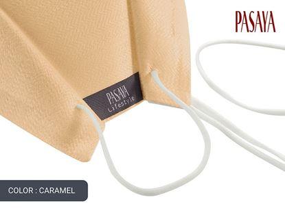 Picture of PASAYA Fabric Mask หน้ากากผ้าไหม (23 CARAMEL)