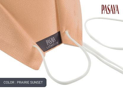 Picture of PASAYA Fabric Mask หน้ากากผ้าไหม (24 PRAIRIE SUNSET)