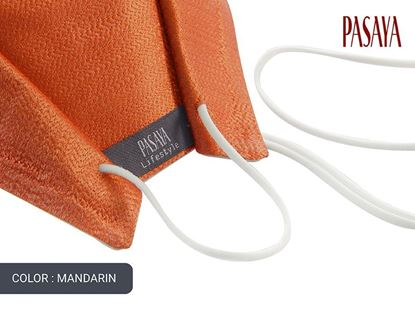 Picture of PASAYA Fabric Mask หน้ากากผ้าไหม (25 MANDARIN)