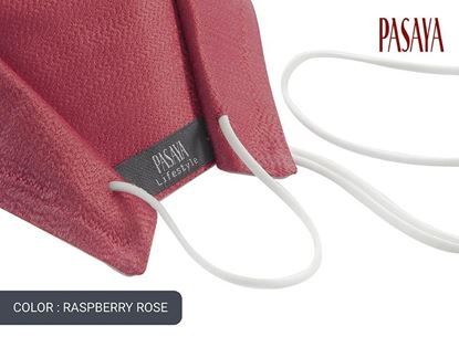 Picture of PASAYA Fabric Mask หน้ากากผ้าไหม (28 RASPBERRY ROSE)