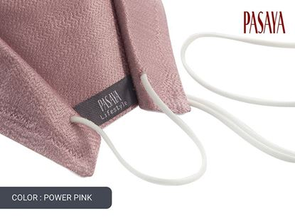 Picture of PASAYA Fabric Mask หน้ากากผ้าไหม (34 POWER PINK)