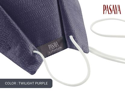 Picture of PASAYA Fabric Mask หน้ากากผ้าไหม (39 TWILIGHT PURPLE)
