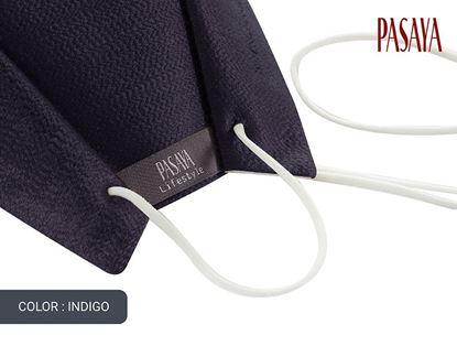 Picture of PASAYA Fabric Mask หน้ากากผ้าไหม (40 INDIGO)