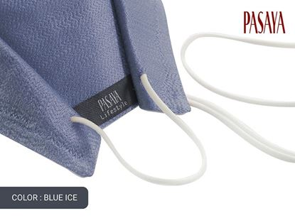 Picture of PASAYA Fabric Mask หน้ากากผ้าไหม (42 BLUE ICE)