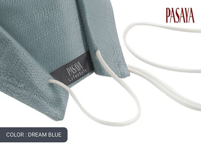 Picture of PASAYA Fabric Mask หน้ากากผ้าไหม (46 DREAM BLUE)
