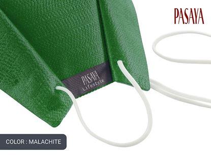 Picture of PASAYA Fabric Mask หน้ากากผ้าไหม (51 MALACHITE)