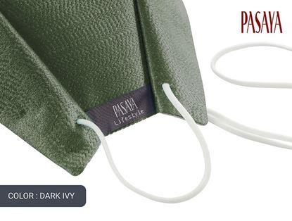 Picture of PASAYA Fabric Mask หน้ากากผ้าไหม (54 DARK IVY)