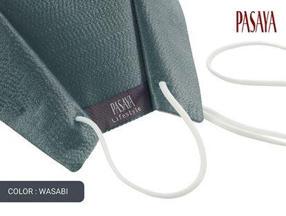 Picture of PASAYA Fabric Mask หน้ากากผ้าไหม (55 WASABI)