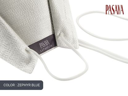 Picture of PASAYA Fabric Mask หน้ากากผ้าไหม (63 ZEPHYR BLUE)