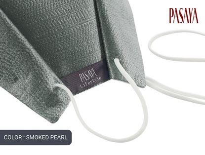 Picture of PASAYA Fabric Mask หน้ากากผ้าไหม (69 SMOKED PEARL)
