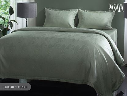Picture of TIARA  460 - DUVET COVER 3.5' (HERBIE)