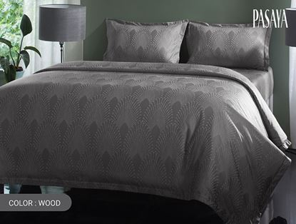 Picture of TIARA  460 - DUVET COVER 3.5' (WOOD)