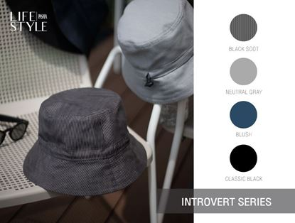 Picture of หมวกบักเก็ต Introvert Series : Bucket Hat