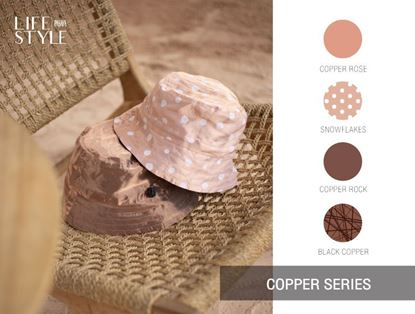 Picture of Copper Series : Bucket Hat